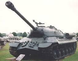 stalin tank