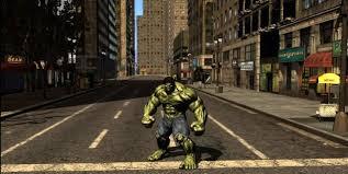 increible hulk ps2
