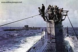 ww2 german u boats
