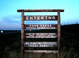 pine ridge reservation