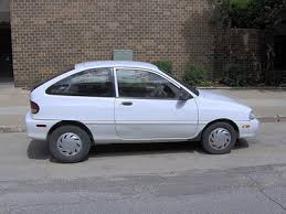 ford aspire parts