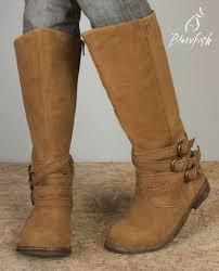 cute flat boots