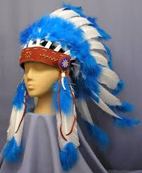 how to make indian headdress