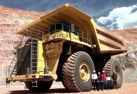 camion caterpillar