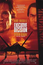 executive decision dvd