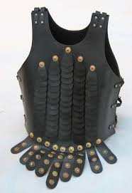 leather cuirass