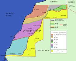 morrocan map