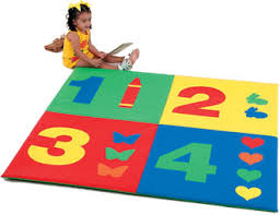 educational play mats