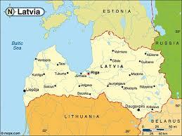 latvia country