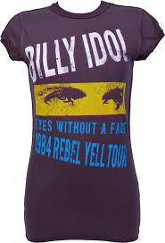 billy idol tshirt