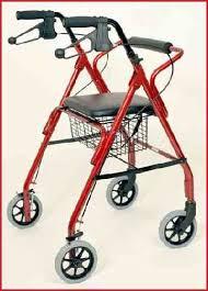 four wheel walkers