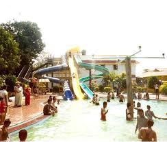 big waterslide