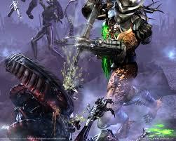 alien versus predator video game