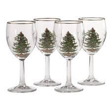 christmas goblets
