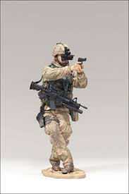 military toy soldier