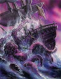 The Legendary Kraken: Fact or