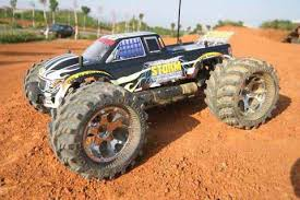 big rc trucks