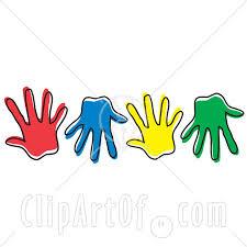 hands prints