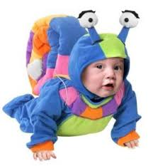 baby seal costume