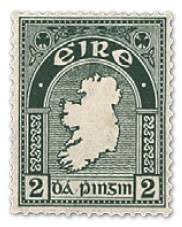 old irish stamps