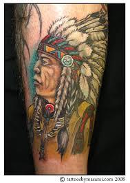 chief tattoo