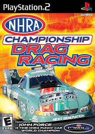 nhra drag racing ps2