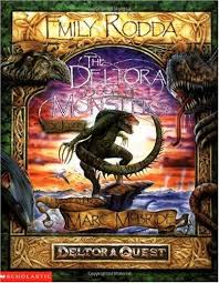 deltora quest book of monsters
