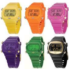 adidas wrist watch