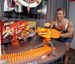 all the nerf guns in the world