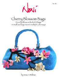 cherry blossom purses