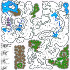 dungeon lords map