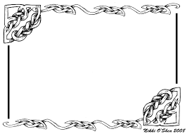 celtic border designs