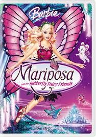 barbie as mariposa