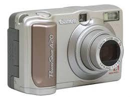 canon a20