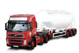 cement trailer