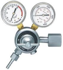 gas regulator valve