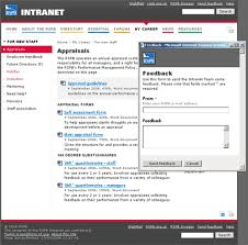 best intranet design