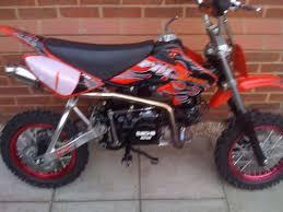 fym pit bike