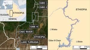 omo river dam