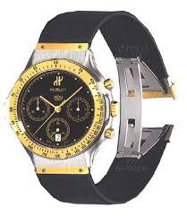 hublot chronograph