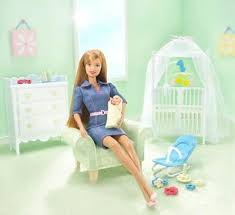 barbie happy family doll