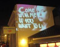 advertising projection