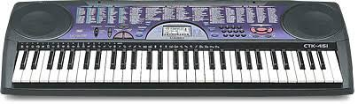 casio keyboard ctk 451