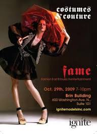 fame costumes