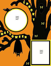 halloween scrapbooking pages