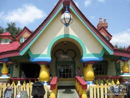 disney world houses