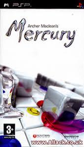 mercury psp game