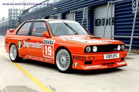 bmw e30 race car