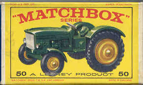 matchbox boxes
