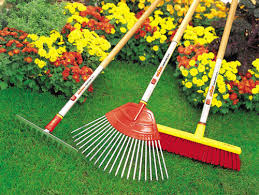 interchangeable garden tool